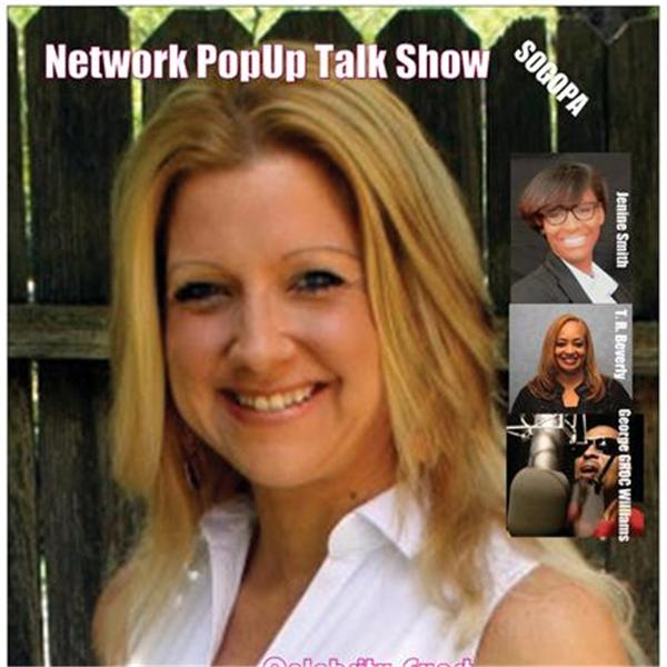 Network PopUp Talk Show