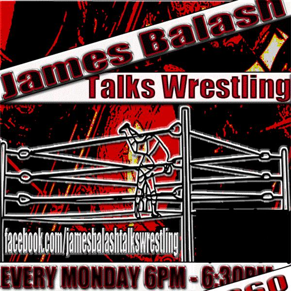 James Balash talks wrestling