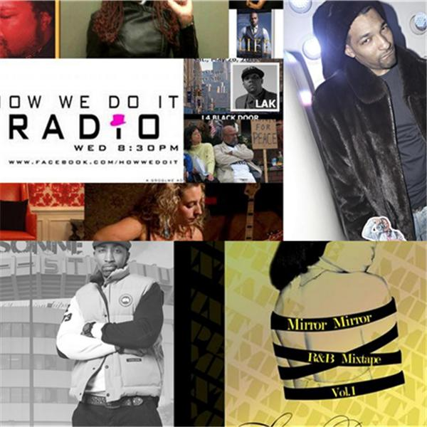 HOW WE DO IT RADIO