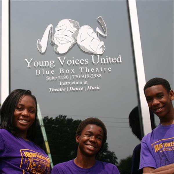Young Voices Teen Talk