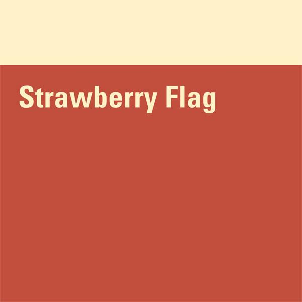 Strawberry Flag