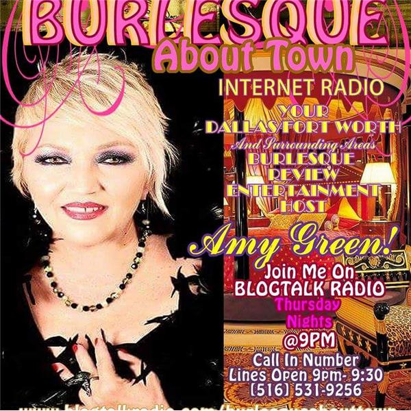 Burlesque About Town