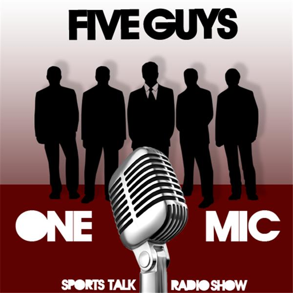 Five Guys One Mic Sports Radio