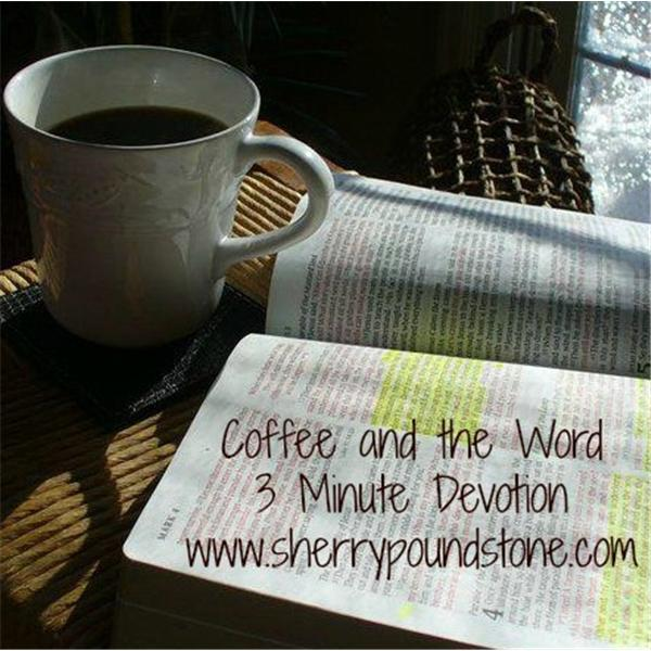 Coffee and the Word