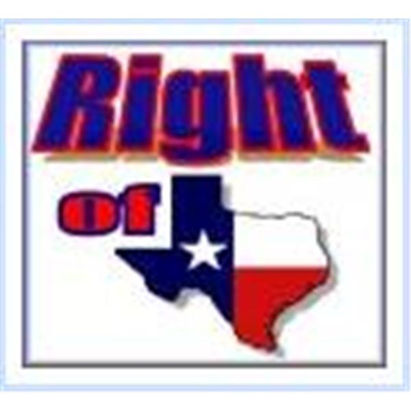 Right Of Texas