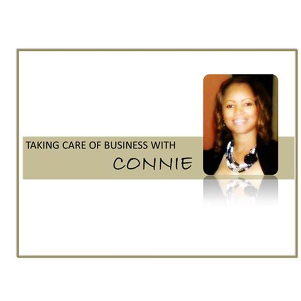 TCB with Connie