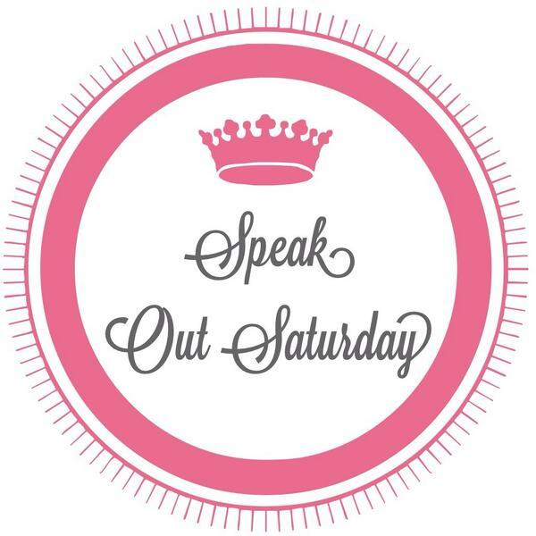 Speak Out Saturday