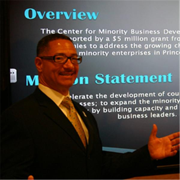 center for minority business development 1