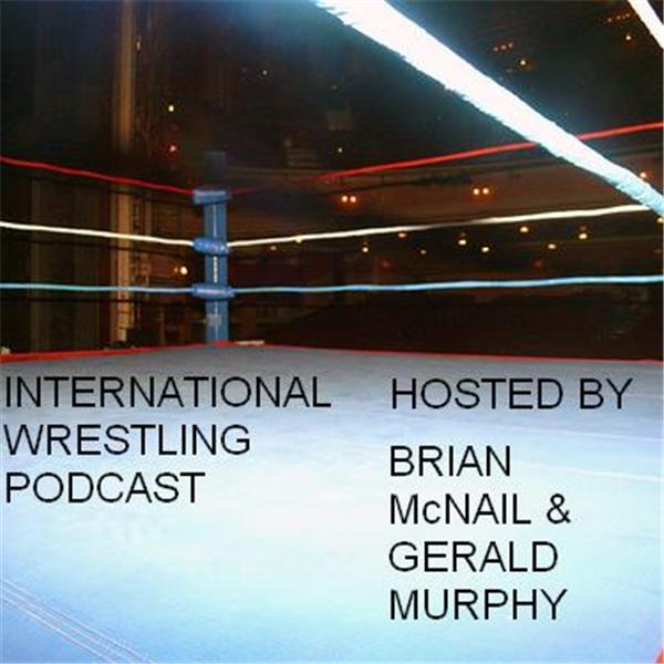 International wrestling podcast