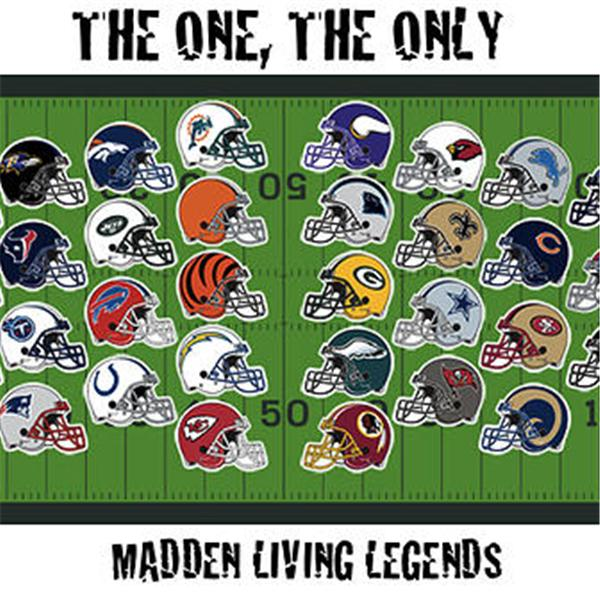 Madden Living Legends Radio