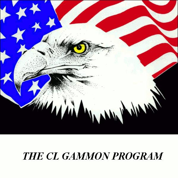 The CL Gammon Program