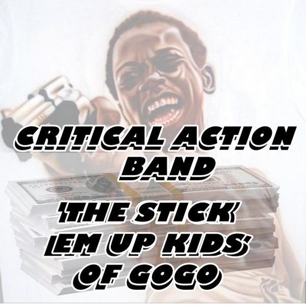 CRITICAL ACTION BAND
