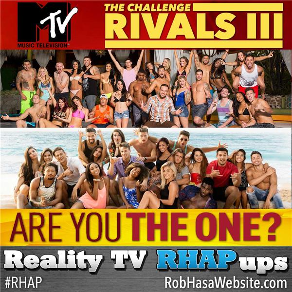 MTV Reality TV RHAP-ups