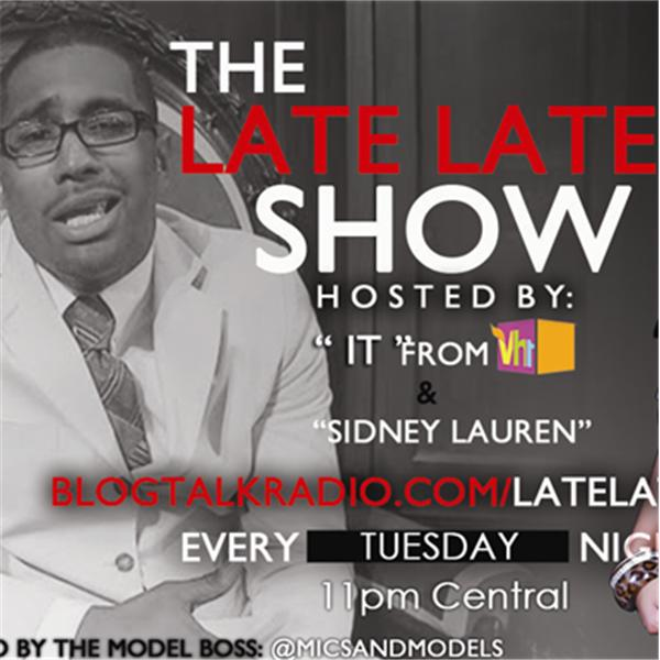 LATE LATE SHOW WITH KWAME IT S