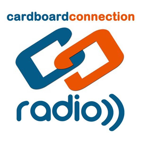 Cardboard Connection Radio