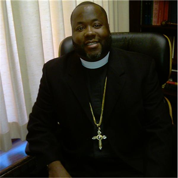 PASTOR FRED MCRAE
