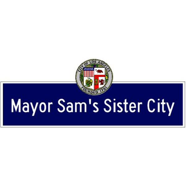 Mayor Sam