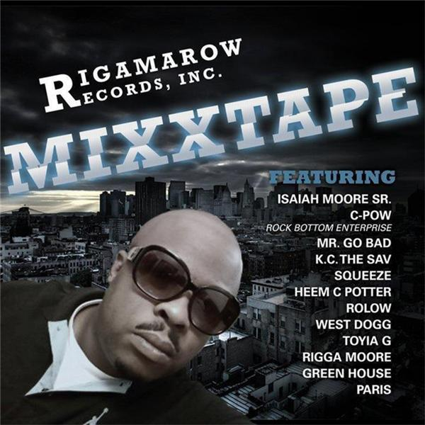 Rigamrow Records IncX