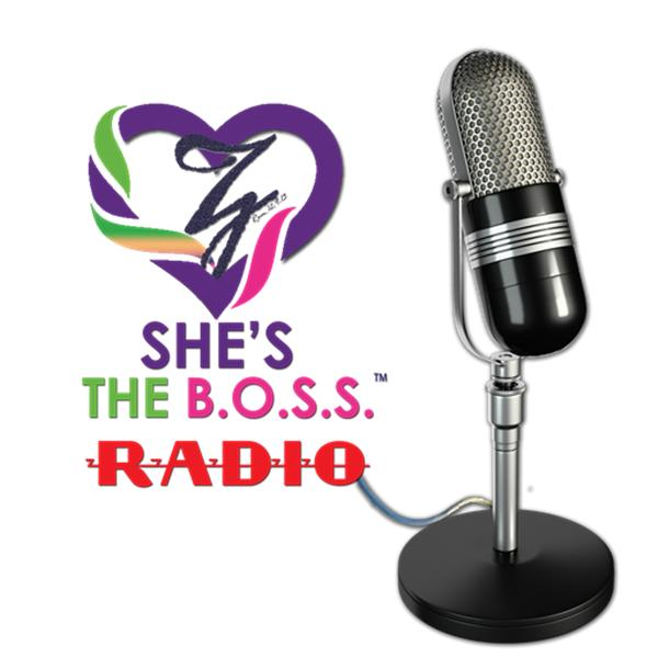 Shes The BOSS Radio