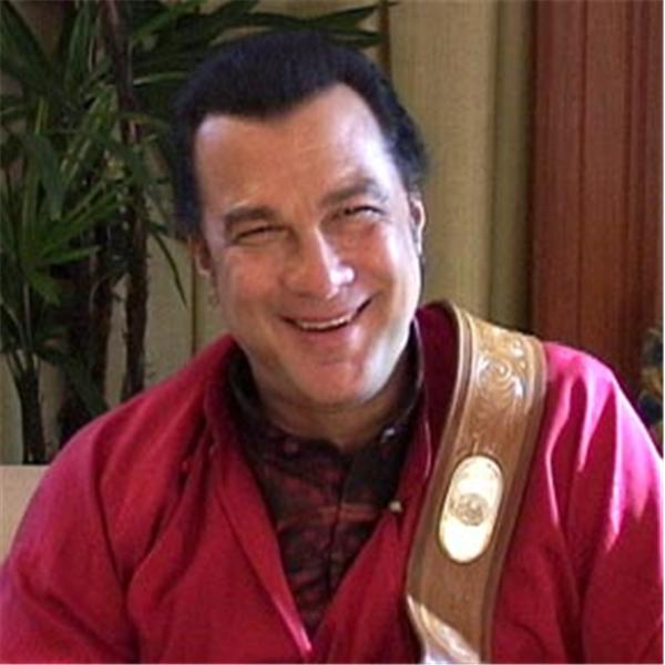 Steven Seagal Radio Network