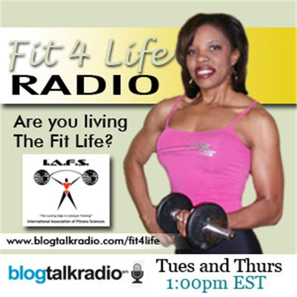 My 2013 Interview with Fit4Life Radio