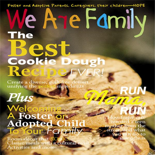 We Are Family Mag