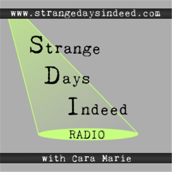 StrangeDaysIndeed CaraMarie