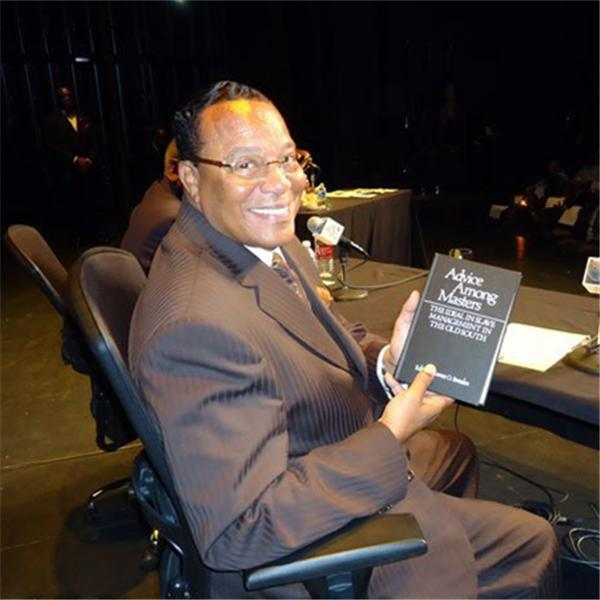 What did you said about Farrakhan