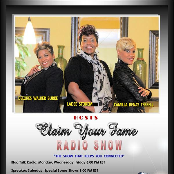 Claim Your Fame Radio Show