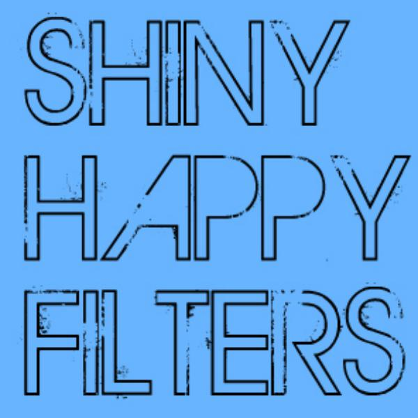 Shiny Happy Filters