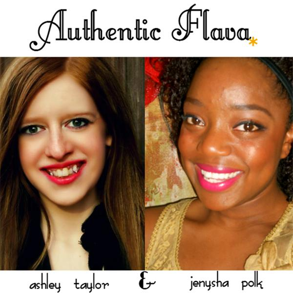 Authentic Flavor Jenysha Ashley