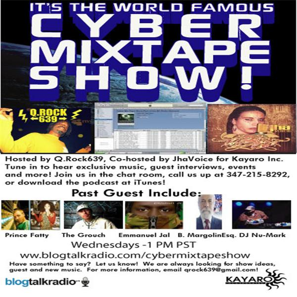 Cyber Mix Tape Show