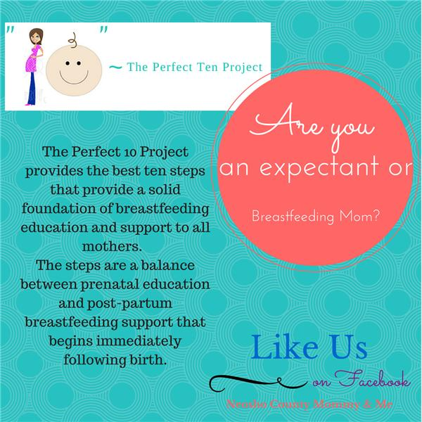 The Perfect 10 Lactation Matters