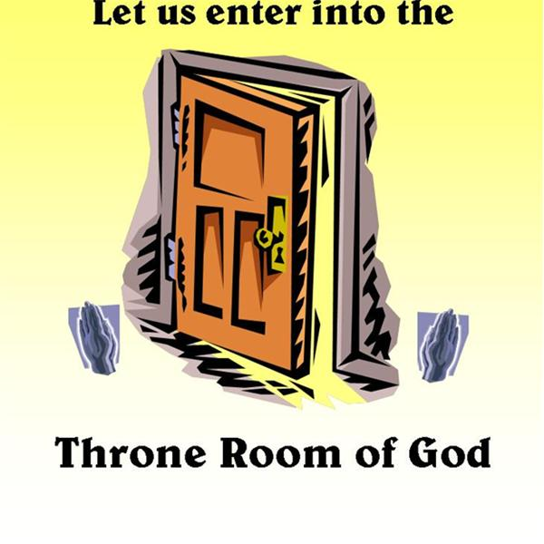 Enter the Throne Room