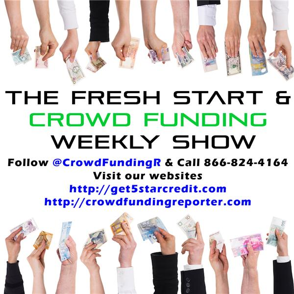THE FRESH START CROWD FUNDING WEE