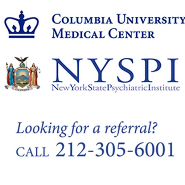 Columbia Psychiatry NYSPI