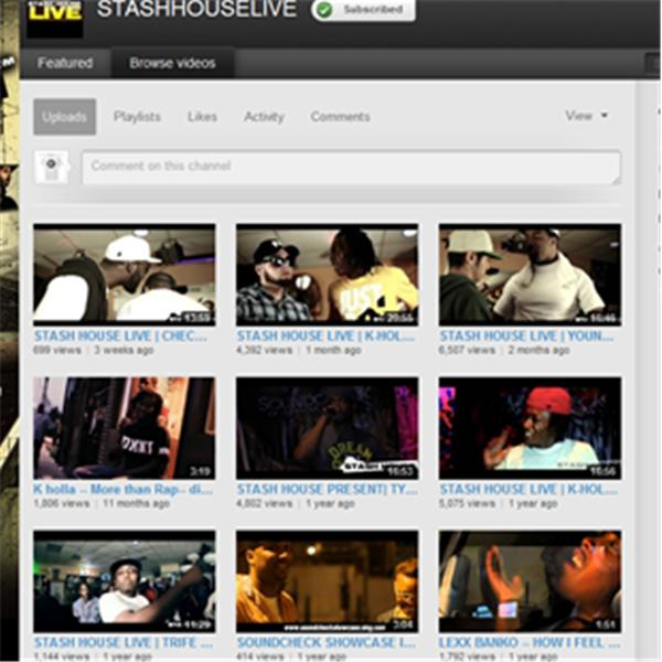 STASH HOUSE BATTLERAP RADIO