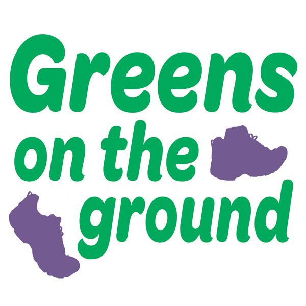 Greens on the Ground Podcast
