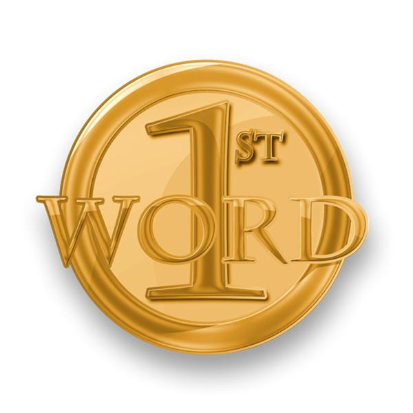 The First Word0
