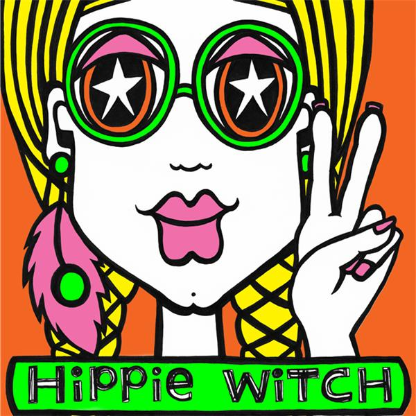 HiPPiE WiTCH Magick For A New Age