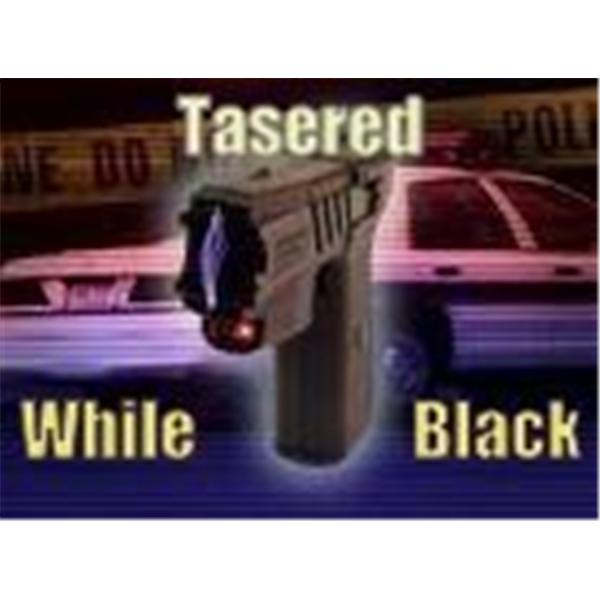 Tasered While Black