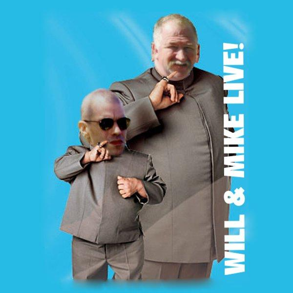 Will and Mike Live