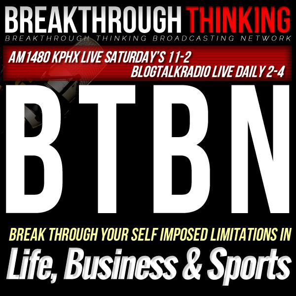 Breakthrough Thinking Broadcasting