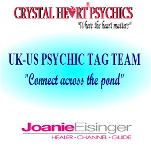 UK US PSYCHIC TAG TEAM