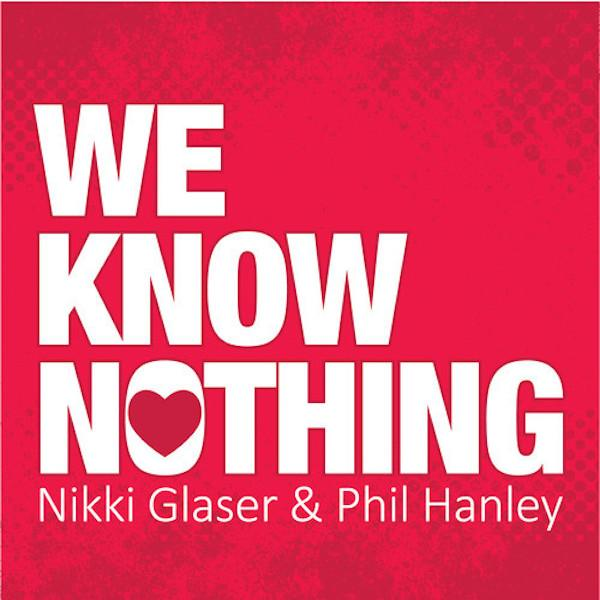 Nikki Glaser and Phil Hanley