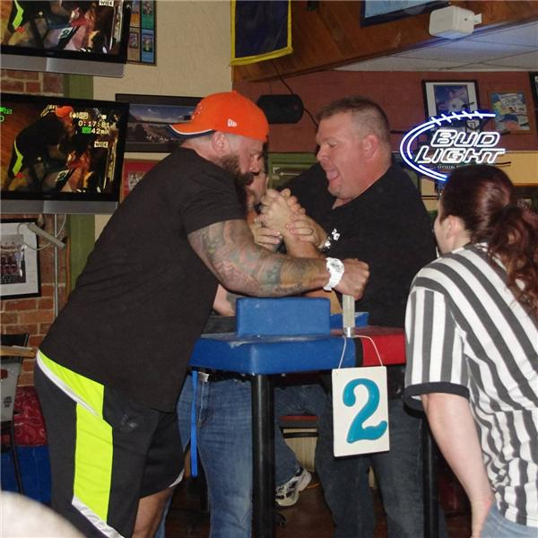 Arm Wrestling Nation Radio