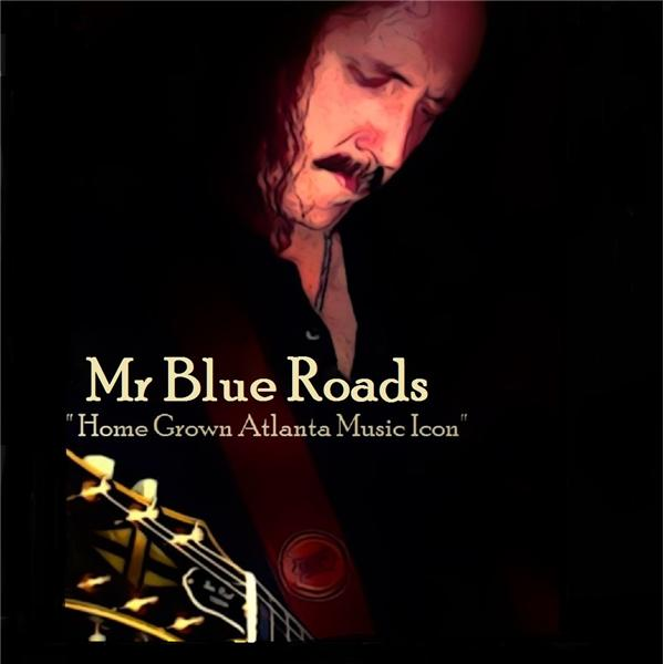 Mr Blue Roads