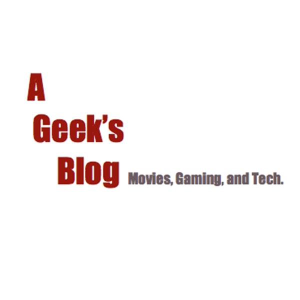 A Geeks Blog Movie Podcast