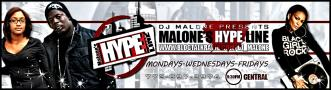 Malone&#39;s Hype Line 