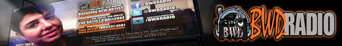 BWD Radio - Breaking New Artists - Music